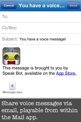 Speak Bot screenshot 3