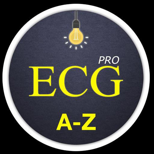 ECG A-Z Pro - Cardiology Clinical Diagnosis Mac OS X