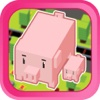 City Crossy Adventure - for Pig Day city*