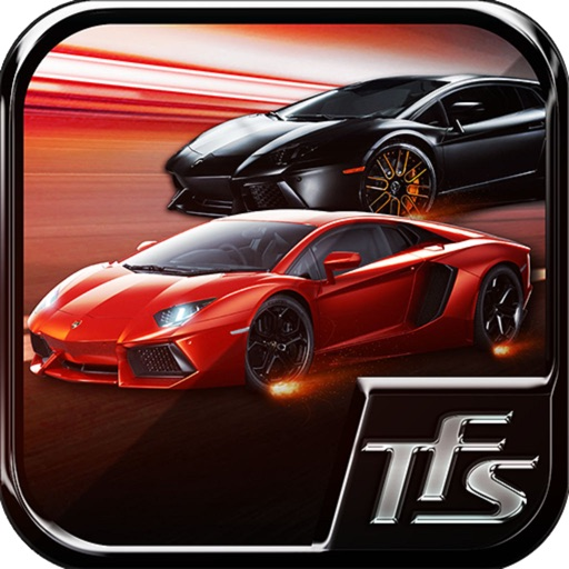 Thirst For Speed - A Most Wanted Racing Game iOS App