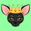 Black Chihuahua Emoji Stickers for iMessage Wiki
