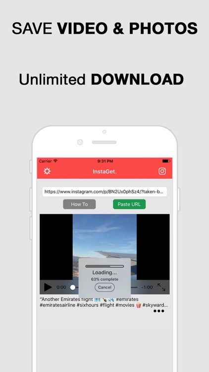 instagram picture downloader ios