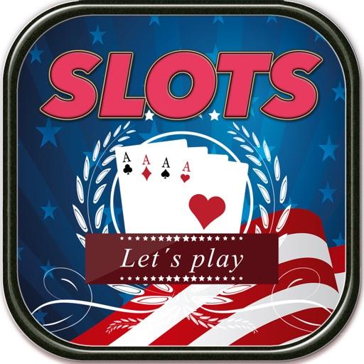 Vegas Holdem of Diamond Clue - Free Slots Machine iOS App