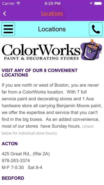 ColorWorks Paint by ColorWorks Paint Centers Inc.
