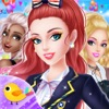 High School Life: Sister Party-Girls Dressup Games