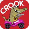 The crook game for iPhone/iPad
