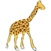 Jungle Giraffes One Sticker Pack Wiki