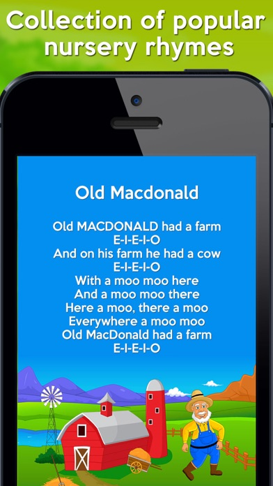 Screenshot #4 for Top Nursery Rhymes For Kids And Toddlers
