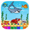 Preschool Game Coloring Sea Animal Page Free Wiki