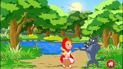 قصة ليلى والذئب وقصص اخرىلقطة شاشة2