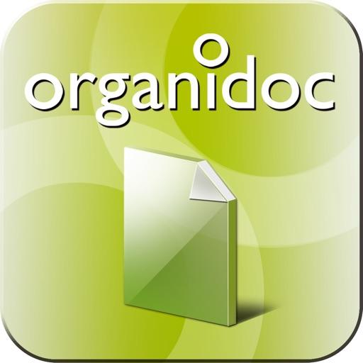 手机U盘 - OrganiDoc