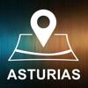 Asturias, Spain, Offline Auto GPS Wiki