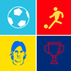 Soccer Quiz: guess players and teams
