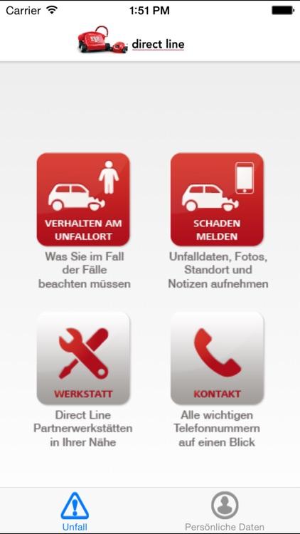 Autounfall By Direct Line Versicherung Ag