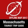 麻薩諸塞州 旅遊指南+離線地圖