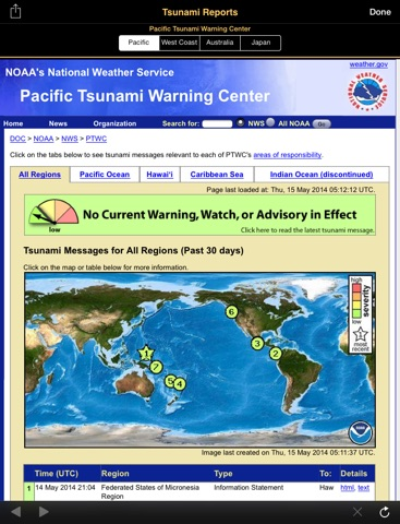 QuakeWatch: Latest Earthquakes screenshot 4