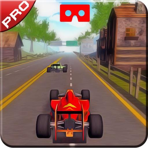 VR Fast Formula Speed Car Race Pro iOS App