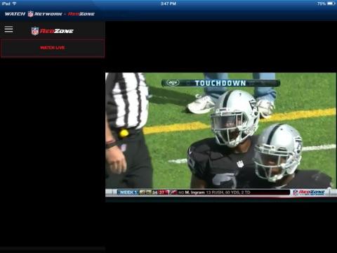 Watch NFL Network screenshot 2