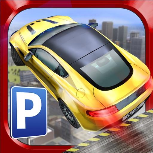 Roof Jumping Parking Sim 2 АвтомобильГонки ИгрыБесплатно