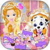 little princess education games with jigsaw education
