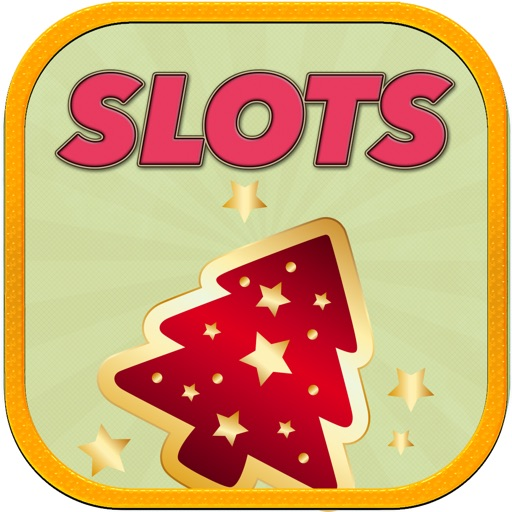 Classic Golden Christmas Slots Machines iOS App
