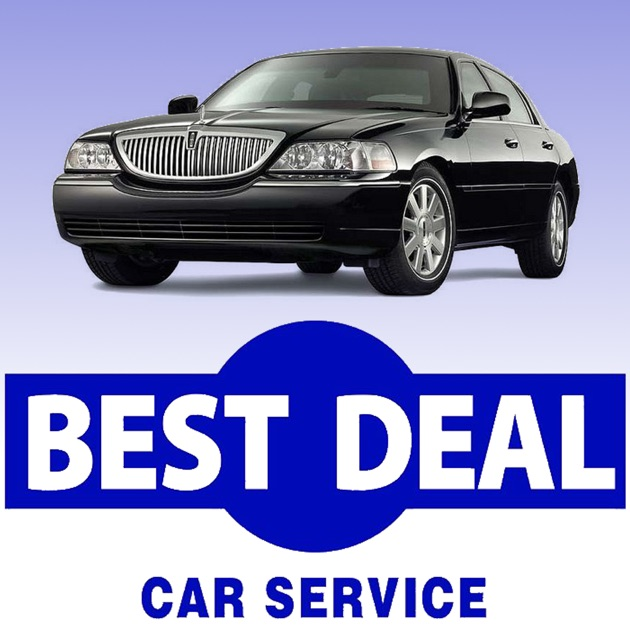 best deal car service on the app store