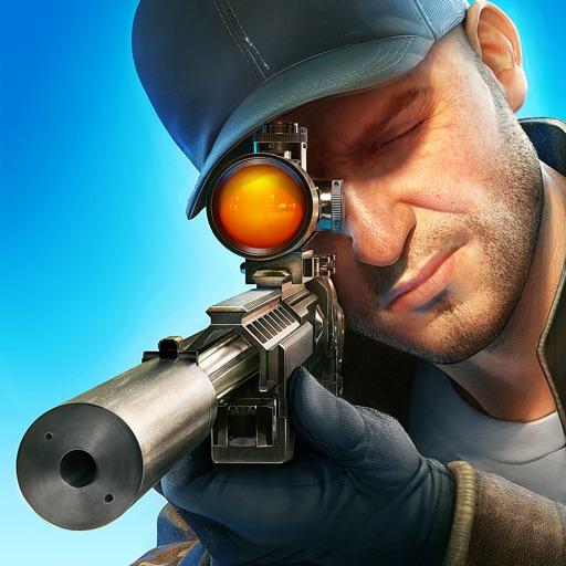 Sniper 3D Assassin шутер: игры бесплатно стрелялки