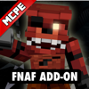 FNAF MCPE ADD ONS for Minecraft Pocket Edition PE