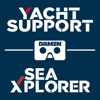 Yacht Support and SeaXplorer VR