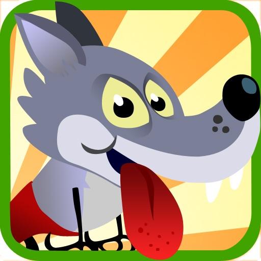 狼的逆袭:Wolf Toss【物理投掷】