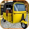 Tuk Tuk Auto Taxi - Offroad Rickshaw Simulator