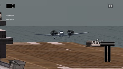 Aircraft driving simulator 3D screenshot 2