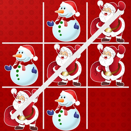 Christmas Tic Tac Toe : Play With Santa Claus iOS App