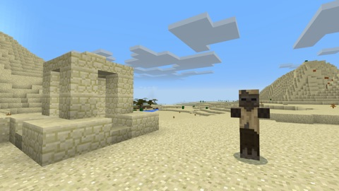 Screenshot #5 for Minecraft: Apple TV Edition