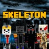 Skeleton Skins for Minecraft Pocket Edition