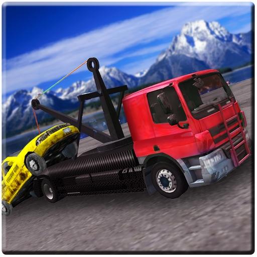 Tow Truck Driving Sim-ulator Pro 2017 iOS App