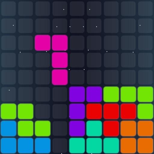 Tetris Puzzle Tiles iOS App
