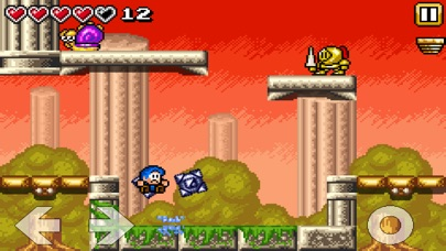 Screenshot of Bloo Kid FREE3