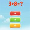 Matemáticas rápida para los juegos de los niños