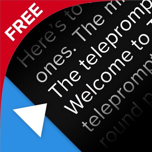 Teleprompter Lite – The Script & Lyric Prompter iOS App
