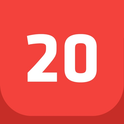 Super Twenty iOS App