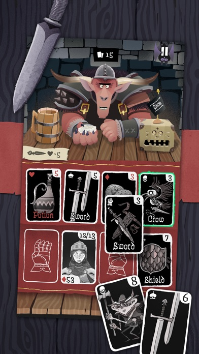 Card Crawl screenshot1