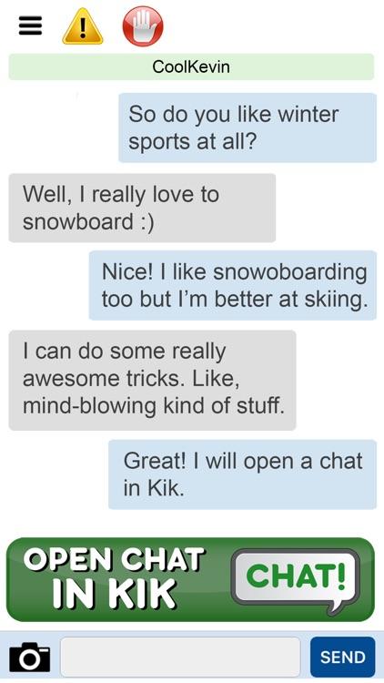 kik sexting sites