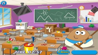 العاب تنظيف المدرسة - العاب اطفاللقطة شاشة1
