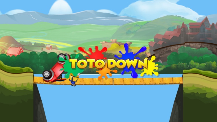 Toto Toon Car Racing - Toddler Stunt by Zaighum Mahmood