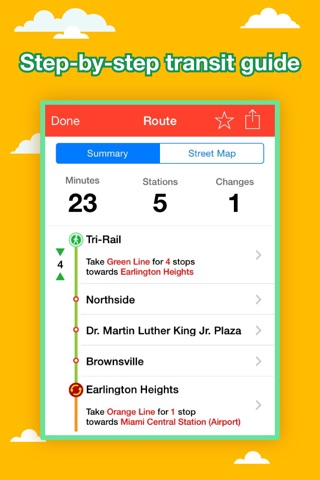 Miami City Maps - Discover MIA with MRT & Guides screenshot 4