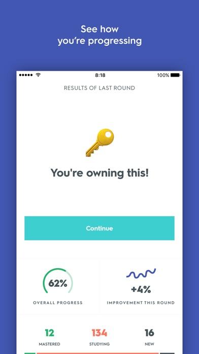 download Quizlet appstore review
