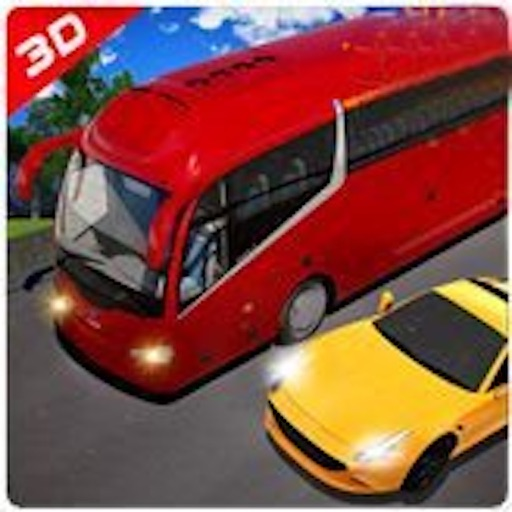 New City Bus : Traffic Simulation Drive 3D - Pro
