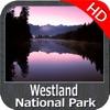 Westland National Park HD GPS charts Navigator