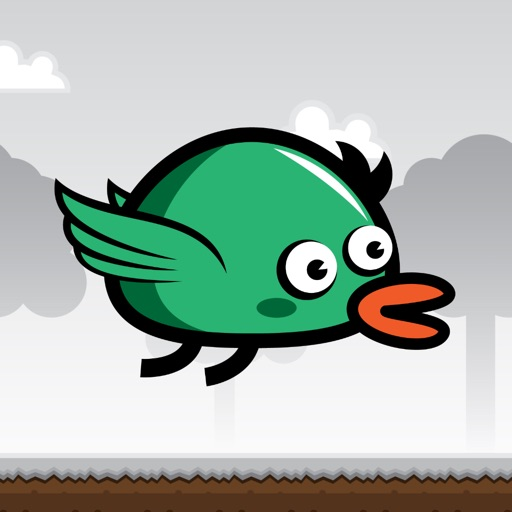 Flappy Dodo - Addictive No Wifi Game iOS App